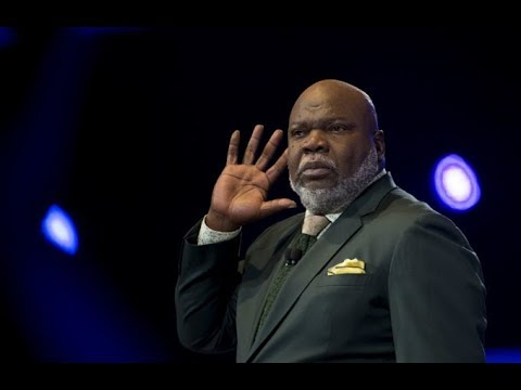 """More Than Enough"" Bishop T.D. Jakes (Powerful Word from God)"