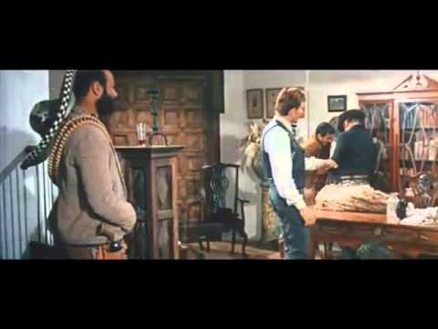 夕陽の用心棒 Una Pistola per Ringo 1966