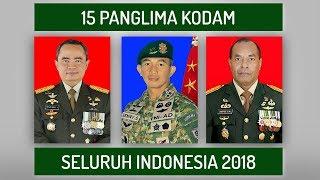 Video 15 Pangdam Panglima Kodam 2018 MP3, 3GP, MP4, WEBM, AVI, FLV November 2018