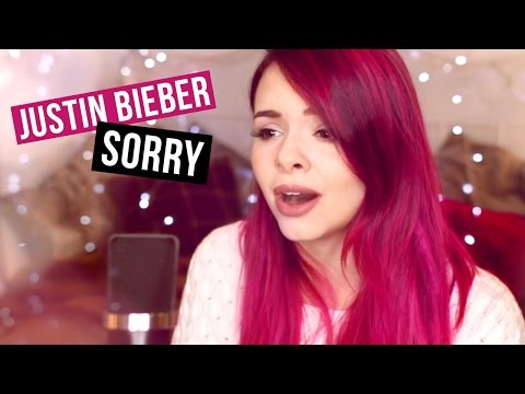 "Justin Bieber  ""Sorry"" Cover by Alycia Marie"