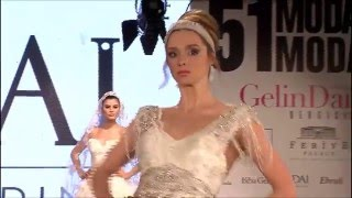 Dai Wedding 2016 Gelinlik Defilesi - 51 Moda Evi - Gelin Damat Fashion Day 2016