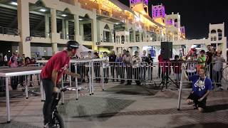 http://www.voodoounicycles.com/ Team Voodoo took their first trip to Bahrain to entertain the crowds at the FIA World Endurance...