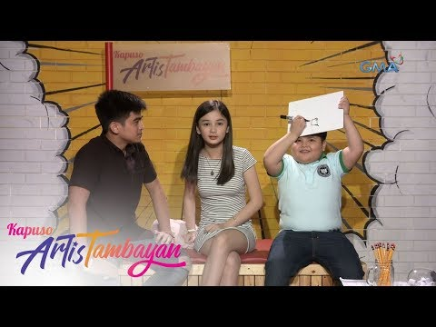 ArtisTambayan: Guessing Game With Team SoWill And Yuan Francisco
