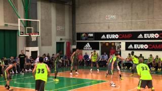 Daniel Diez adidas EuroCamp highlights