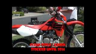 7. xr650r for sale