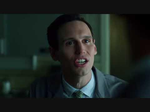 Cory Michael Smith (The Riddler) in TV Series Gotham S02E04 Scene #1