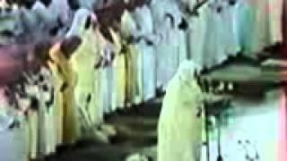 تلاوة سورة تبارك للشيخ علي جابر رحمه الله من تراويح الحرم المكي لعام 1417 للهجرة