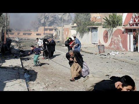 Ιράκ: Σθεναρή η αντίσταση των τζιχαντιστών στα ανατολικά της Μοσούλης