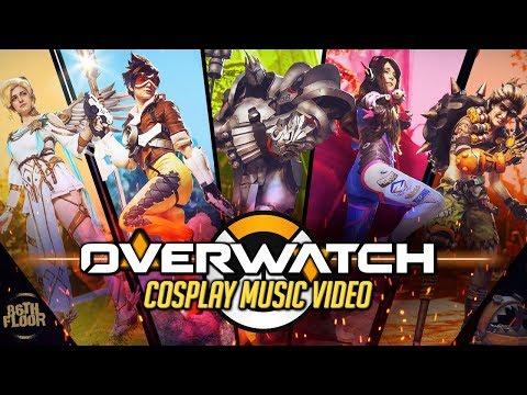 Overwatch Cosplay Music Video