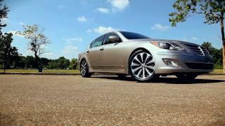 2012 Hyundai Genesis Sedan Review - Fake it 'til you make it