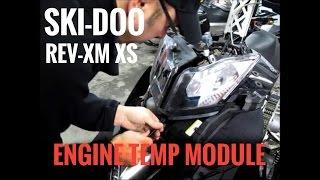 10. BRP/Ski-doo Engine Temp Module 860 200 629  REV-XP REV-XR REV-XM REV-XS