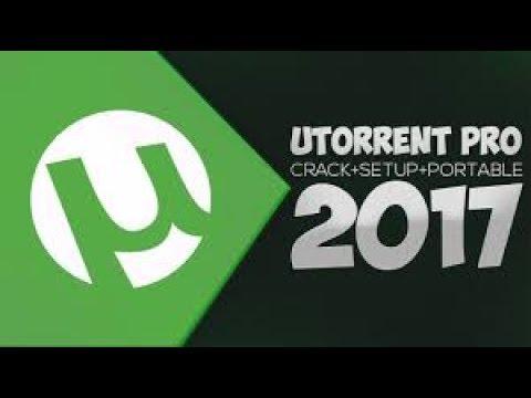 (tuto 2018) comment telecharger uTorrent Pro 3.6.0    Setup+Crack   32/64 Bit    100% Working