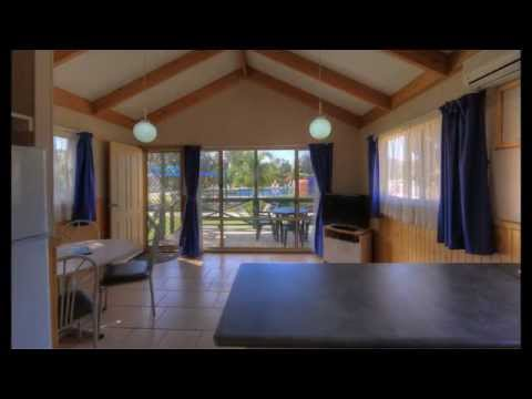 BIG4 Moruya Heads Easts Dolphin Beach - Bungalows presented by Peter Bellingham Photography