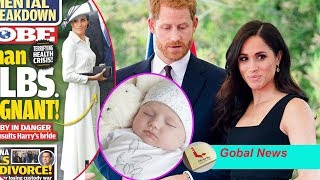 Break the limit: Meghan Markle and Harry's baby daughter could be first to inherit royal title
