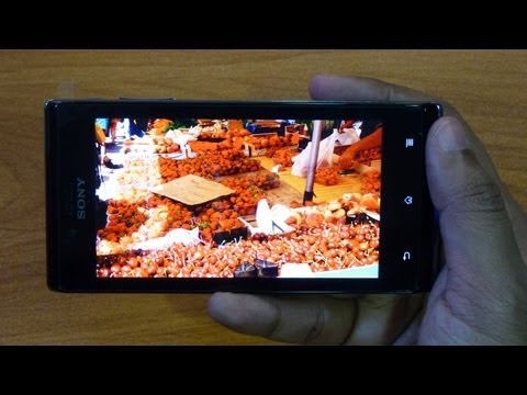 Sony XPERIA J REVIEW : Hardware & Benchmarks by Gadgets Portal (English)