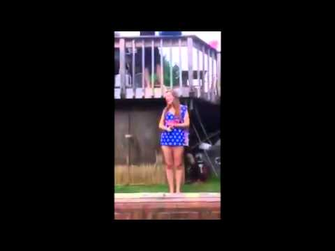 Mississippi girl dies after breaking neck from ice bucket challenge