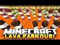 Minecraft LAVA PARKOUR! (Custom Parkour Map!) #5 w/PrestonPlayz & NoochMC