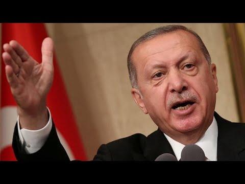 Ρ.Τ.Ερντογάν: «Οικονομία υπό πολιορκία»