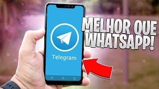 20 motivos para você usar o Telegram!