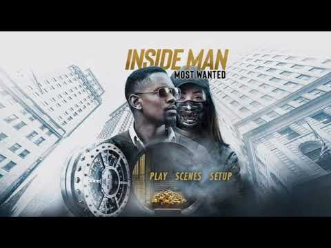 Inside Man: Most Wanted (2019) DVD Menu