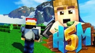 THE PERFECT LOCATION! | HOW TO MINECRAFT 5! (H5M) Ep.3