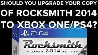 You've spent a lot of time learning guitar licks in Rocksmith 2014 on the previous generation of consoles and now a new version is releasing for the Xbox One ...