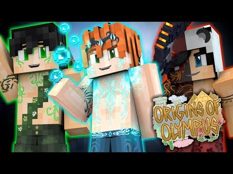 OUR NEW ENEMY OR FRIEND?! | Origins of Olympus S2 EP 5 | (Minecraft Percy Jackson Roleplay)