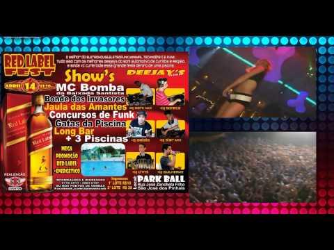 RED LABEL FEST - Via link FM Dia 14 de Abril Park Ball São Jose dos Pinhais