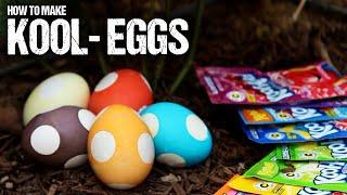 How To Make Kool-Aid Easter Eggs