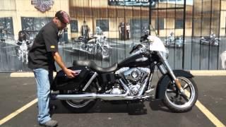 9. 2013 Harley-Davidson Dyna Switchback