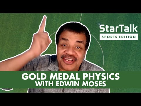 Gold Medal Physics with Edwin Moses