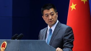 Troops from China and India have been in a standoff for weeks due to a border dispute. Chinese Foreign Ministry says the withdrawal of the Indian troops is a ...