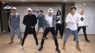Video BTS 'Silver Spoon (Baepsae)' mirrored Dance Practice MP3, 3GP, MP4, WEBM, AVI, FLV Agustus 2018
