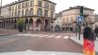 Mulhouse France  city photo : Mulhouse Elsass France 5.10.2015
