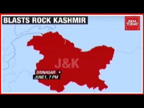 5 Grenade Blasts Rock Jammu & Kashmir, Jaish Claims Responsibility