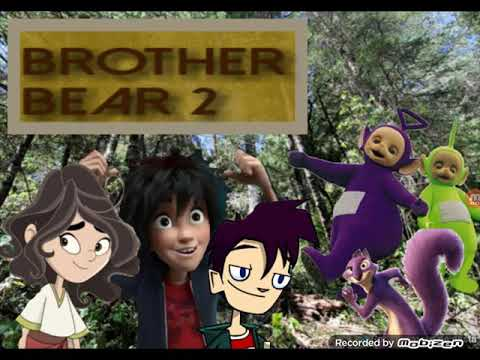 Brother bear 2 (2006) movie porters