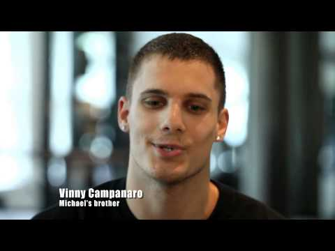 Michael Campanaro Interview 8/21/2013 video.