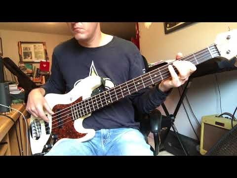 Save the Last Dance for Me Bass Cover