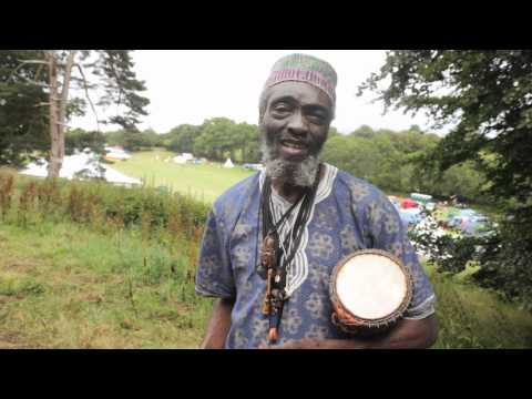 Adesose Wallace talks about his band Ibile at Tribe of Doris