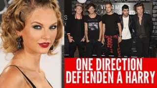 One Direction Defienden a Harry y Atacan a Swift!