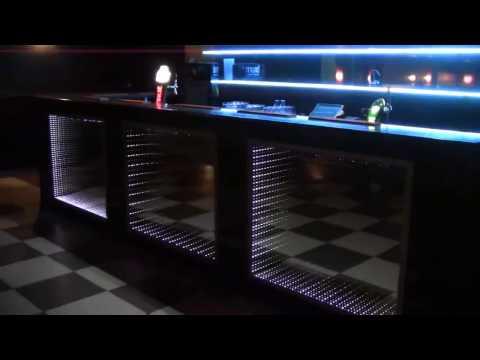 Taśma LED RGB Paski LED RGB, dekoracje świetlne barów, dyskotek, lustra 3D