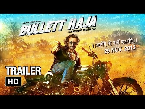 Bullet Raja Trailer - दी A-TEAM Version | Saif Ali Khan | Sonakshi Sinha | Jimmy Shergill |