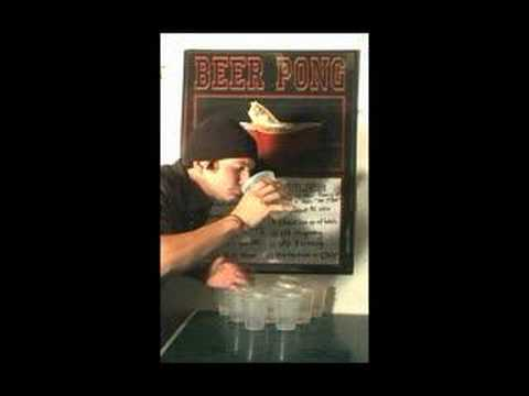 The Best Beer Pong Poster EVER (house rules)