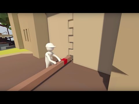Human: Fall Flat Official Nintendo Switch Trailer