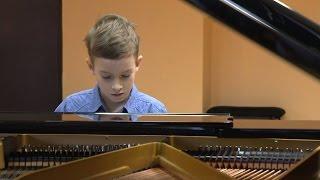 Malí pianisté soutěžili v ZUŠce