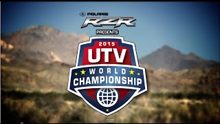 5. UTVUnderground Presents: 2015 UTV World Championship, Walker Evans Racing Desert Championship