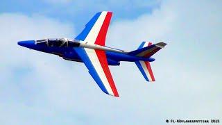 Rodez France  city photos : Patrouille de France's AlphaJets at Rodez Airshow [RDZ/LFCR]
