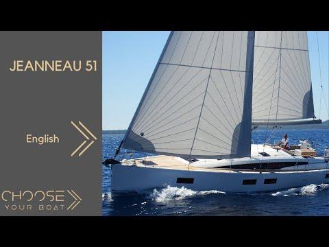 Jeanneau 51video