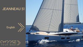 Nuevo Jeanneau 51, nuevo modelo de la gama Jeanneau Yachts