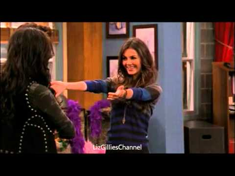 Victorious: Locked Up - Beck and Jade ask Tori to go to Yerba [Clip #2]